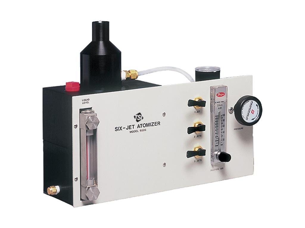 六喷嘴雾化器 9306