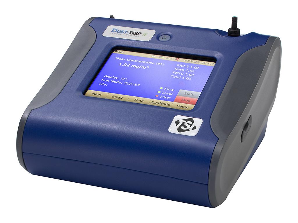 DUSTTRAK II 气溶胶监测仪 8530(手持式PM2.5检测仪)